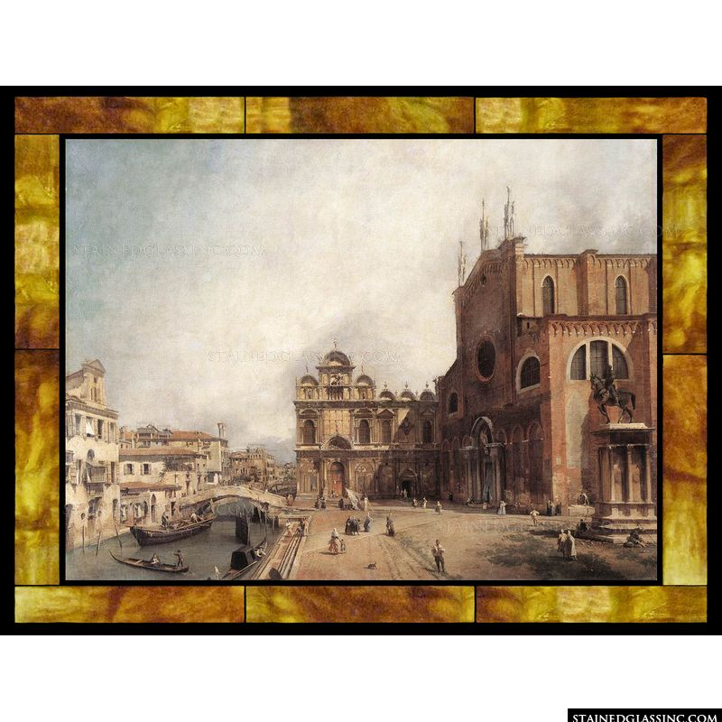 Santi Giovanni E Paolo and the Scuola Di San Marco