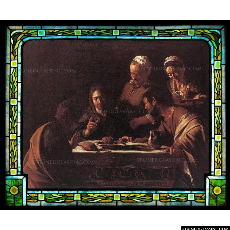 Supper at Emmaus [London]