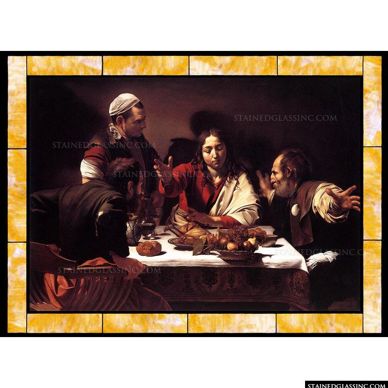 Supper at Emmaus [Milan]