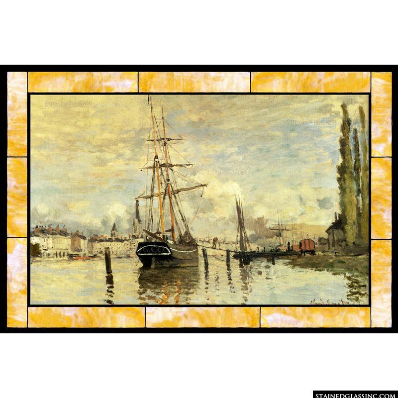The Seine at Rouen
