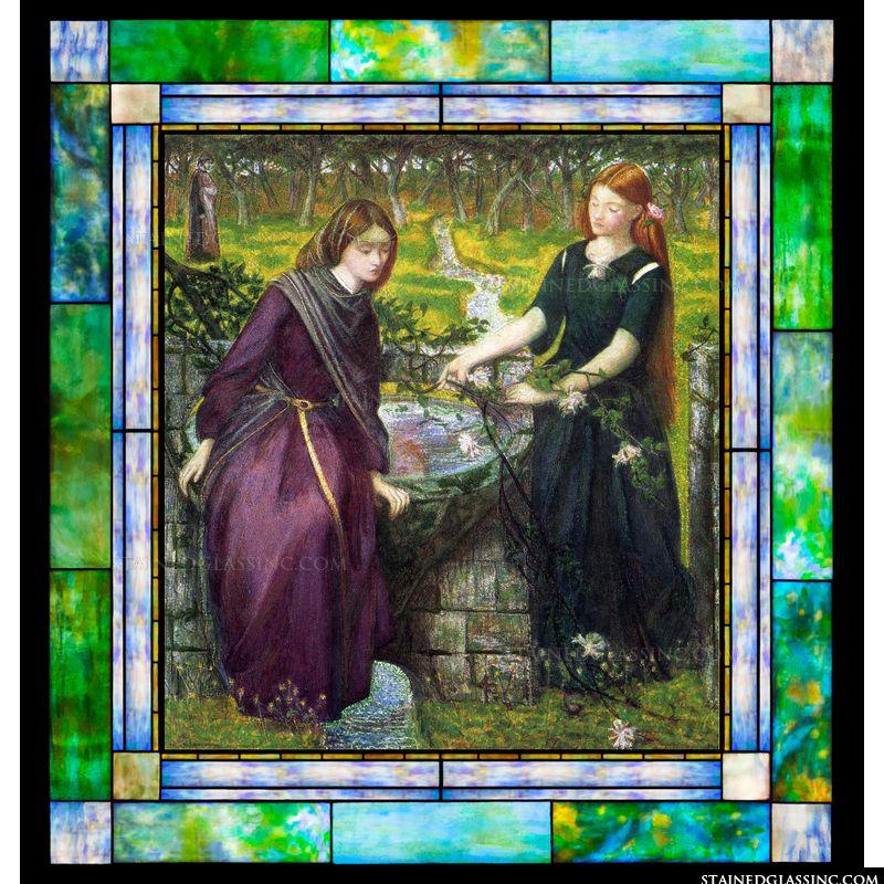 Dante's Vision of Rachel and Leah