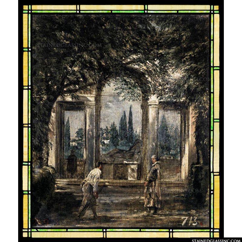 Villa Medici Pavillion of Ariadne