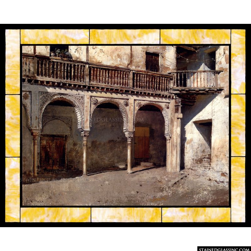 Granada Courtyard