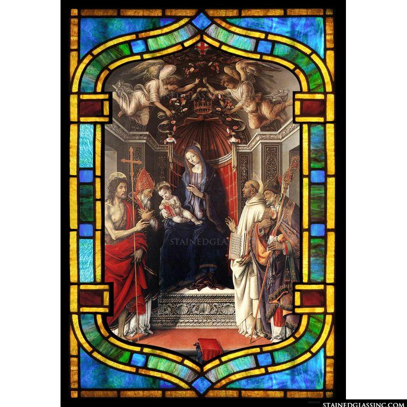 Signoria Altarpiece (Pala Degli Otto)