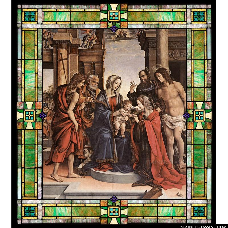 The Marriage of St. Catherine
