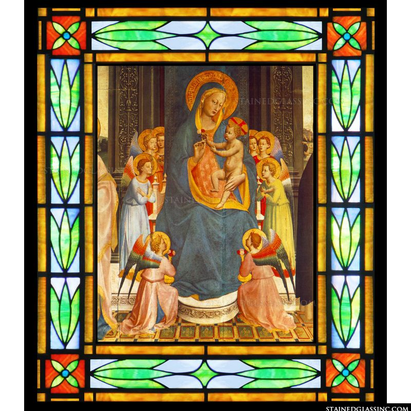 Fiesole Altarpiece [Detail]