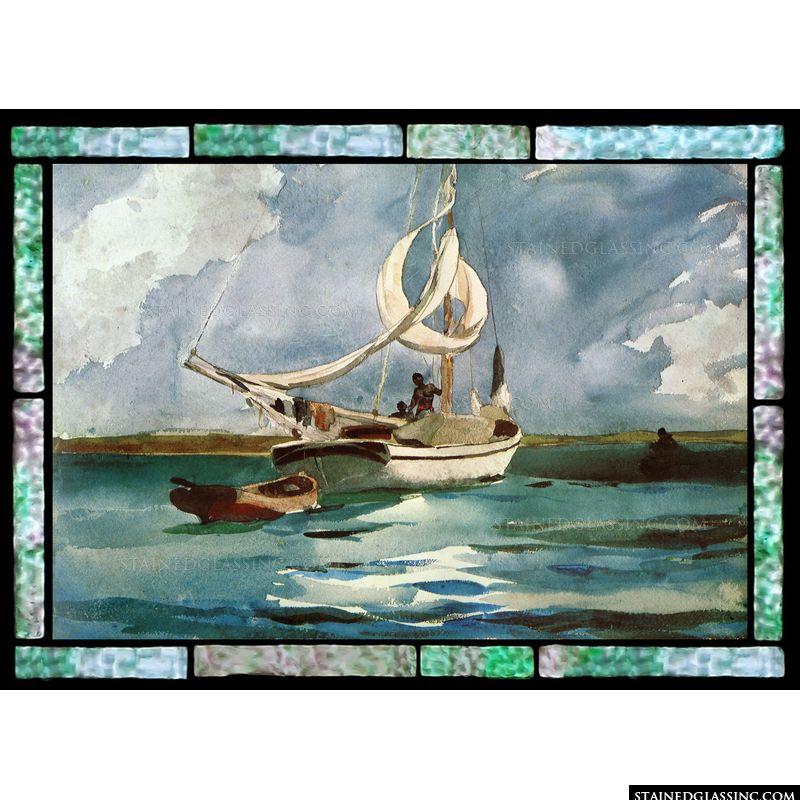 Homer Sloop Bermuda 1899