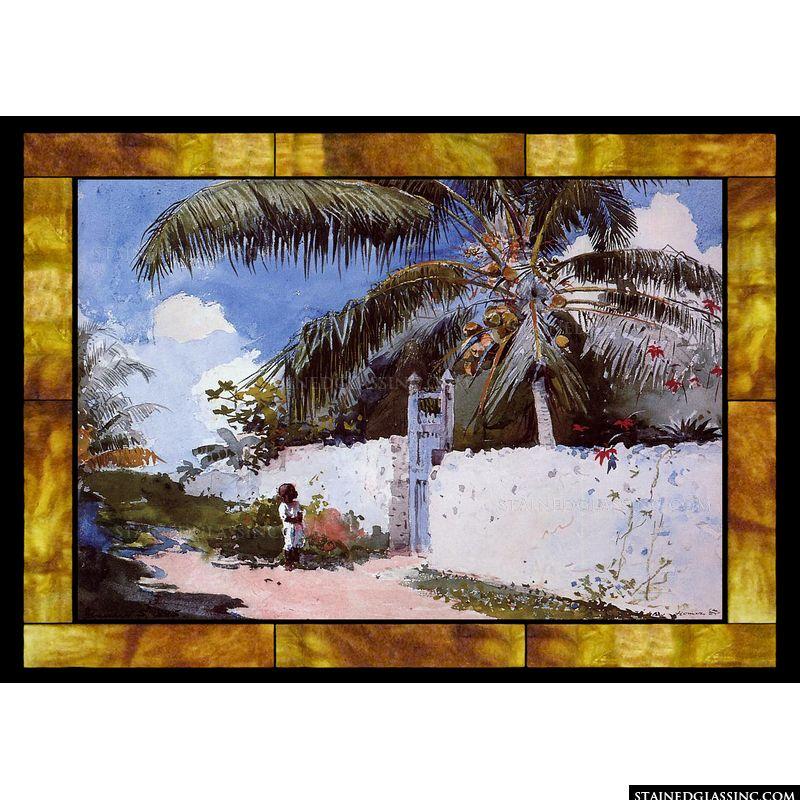 A Garden in Nassau