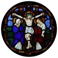 Round Crucifixion