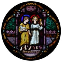 Rose Window Children
