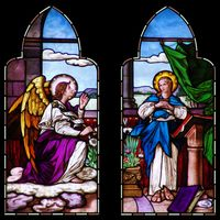 Annunciation to the Blessed Mother