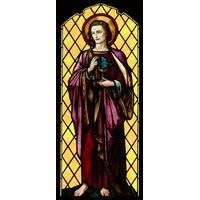Saint with Bird Chalice