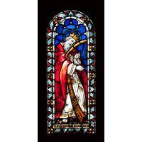 King David and his Harp