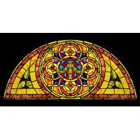 Mosaic Transom