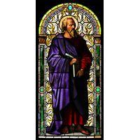 St. Luke in Blue