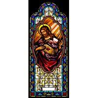 Jesus With Sacred Heart Revealed