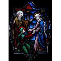 Mary with Elizabeth