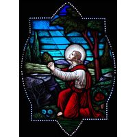 Jesus' Prayer in Gethsemane