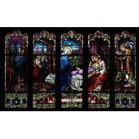 Saint Joseph Passing