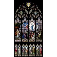 Mary, Child Jesus & the Saints