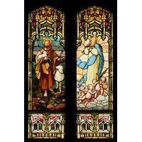 The Good Shepherd and the Queen of Heaven