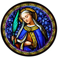 Mary, Pure and Blessed