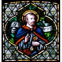 Square St. Peter Window Thumbnail