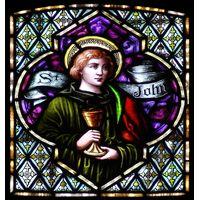 Saint John with Chalice