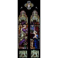 Gothic Style Annunciation