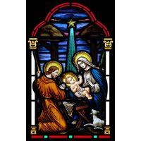 Christ in Manger