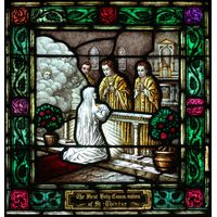 St. Therese Communion