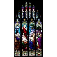 Cathedral Style Ascension