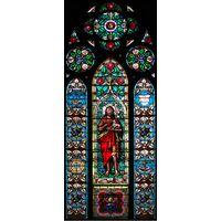 Saint John the Baptist and Symbols