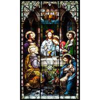 John Leaning on Jesus