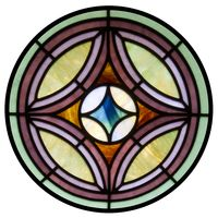 Simple Rose Window