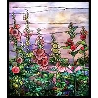 Tiffany Hollyhocks Thumbnail