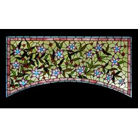 Floral Transom