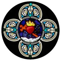 The Sacred Heart Rose Window