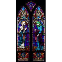 Mary Calls upon Elizabeth