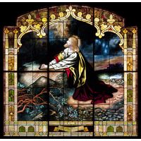 Prayer at the Garden of Olives