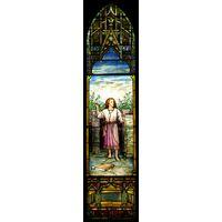 Gothic Tiffany Jesus