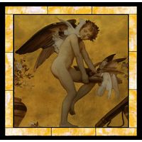 Cupid and Doves