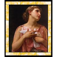 The Dove Fanciers [Detail]