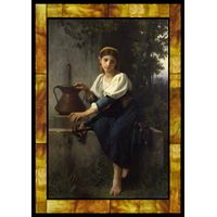 Young Girl at the Well