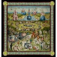 Garden of Earthly Delights (Central Panel)