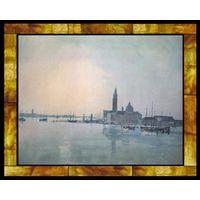 San Giorgio Maggiore in the Morning