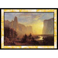 Yosemite Valley Yellowstone Park
