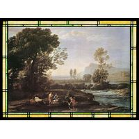 Landscape with Rest in Flight to Egypt