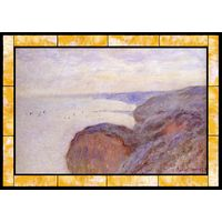 Cliffs near Dieppe