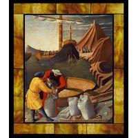Story of St. Nicholas: St. Nicholas Saves the Ship